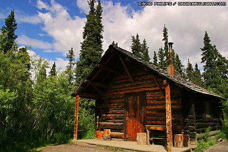 Photograph: Savage Cabin