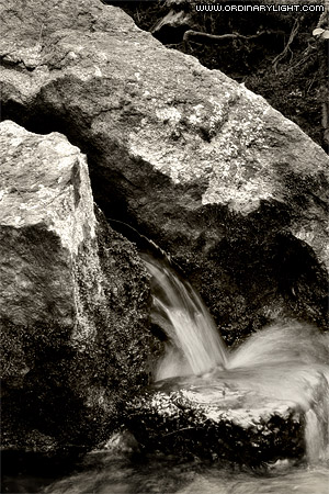 Photograph: Water from the Stone
