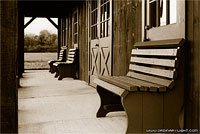 Photograph: Orchard Bench