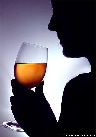 Photograph: Drinking Wine